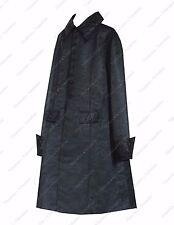 Historical Steampunk Gothic Military Renaissance Medieval Brocade Jacket