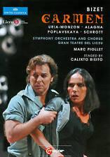 Carmen, New DVDs