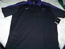 Nike DriFit Men's Washington Huskies Polo Shirt NWT
