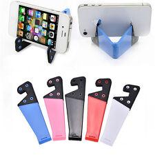 1/5x móvil plegable teléfono celular soporte para smartphone Tablet PC univeMN