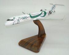 CRJ-900 Bombardier Regional Jet CRJ900 Airplane Mahogany Wood Model Large New