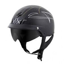 Scorpion EXO-C110 Pinstripe Graphic Half Shell Motorcycle Helmet - Choose Size