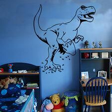 Dinosaurio Niños Arte Pegatina Pared Habitación Infantil Decor Diversión KI43