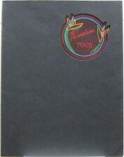 BARRY MANILOW 1983 World Tour Concert Program ORG
