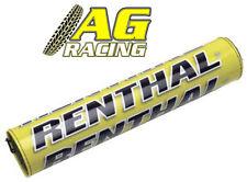 Renthal Supercross Bar Pad 10 inch/254mm Yellow NEW!
