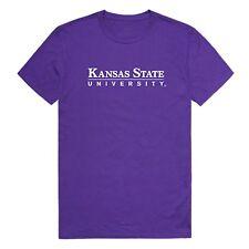 University of Kansas State Wildcats NCAA Cotton Graphic T-Shirt - Sizes S - 2XL