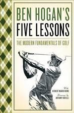 Good, The Modern Fundamentals of Golf, Ben Hogan, Book