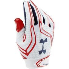 Under Armour Men's Ohio PP Swarm Receiver Football Gloves