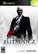 Platinum Hits Hitman 2: Blood Money  (Xbox, 2006)