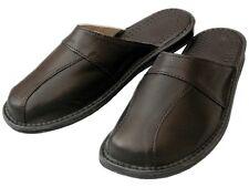 Herren Hausschuhe - Größe 40-46 - Echtleder - Latschen,Pantoffeln - XC25