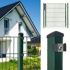 gartentore mit 101 120 cm h he aus metall g nstig kaufen ebay. Black Bedroom Furniture Sets. Home Design Ideas