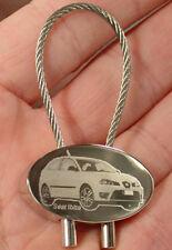 Seat Schlüsselanhänger verschied. Modelle Gravur Ibiza Mii Leon Toledo usw.