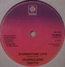 """HURRICANE SMITH - Summertime Love - 7"""" Single"""