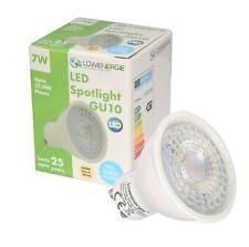 7W GU10 SMD LED Spotlight Warm White Lamp Downlight A+ Rating Bulbs Lights 240V