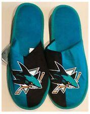 San Jose Sharks NHL LOGO Pantofole