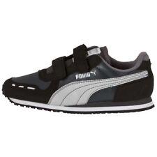 Puma (TD) Cabana Racer Shoes NEW AUTHENTIC Black/Shadow/Violet/Grey 35198001