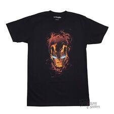 Iron Man Smokey Mask Avengers Marvel Comics Licensed Adult T Shirt
