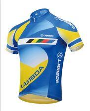 LAMBDA Cycling Bike Clothing, Short Sleeves Jersey CM1310BSJ