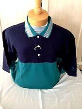 New NWT Pringle Navy  Polo Style Golf Shirt with Pringle Sleeve Logo
