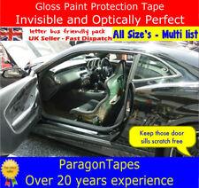 3mts Chiaro Vernice Per Auto Protezione Pellicola Nastro Porta Davanzale BOOT LIP EDGE PARAURTI COFANO