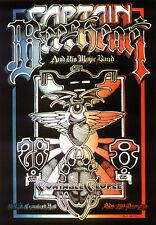 CAPTAIN beefheart & his magic band poster T-shirt gents, mesdames et tailles enfants