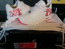 Womens Nike Air Max 1 Ultra SW Serena Williams QS White Silver Lava x 829722 102