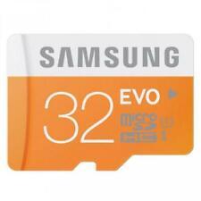 For ZTE Blade X MAX - SAMSUNG EVO 32GB MICRO SDHC MICROSD MEMORY CARD HIGH