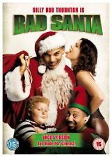 Bad Santa (DVD, 2005) BILLY BOB THORNTON
