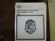 EP10678 Harley Police FLHTP service manual 99483-95SP