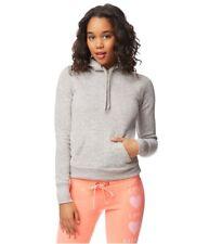 Aeropostale Womens Marled Knit Hoodie Sweatshirt