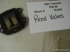 1983 83 Yamaha PW 50 PW50 Reed Valves