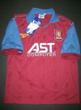 1995-1997 Reebok Aston Villa Authentic Home Jersey Shirt Kit Sample Prototype