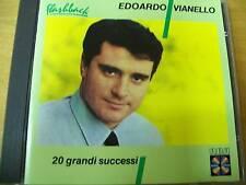 EDOARDO VIANELLO 20 SUCCESSI FLASHBACK  CD RARISSIMO