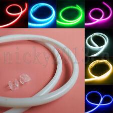 2835 LED Neon Tube Light Strip 12V Slim Waterproof 120LEDs/m 8mm*8mm for Sign