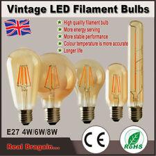 Vintage Industrial LED Filament Light Bulb Edison Energy Saving Retro Lamp Bulb