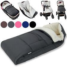 Chancelière bébé 93cm adapté poussettes sièges bébé voitures- couleur au choix