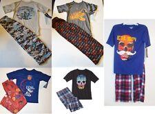 Cherokee Boys 2 Piece Pajamas PJ's Sleepwear Various Patterns & Sizes NWT
