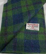 Harris Tweed Fabric & labels 100% wool Craft Material - various Sizes code.sep65