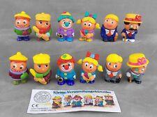 Überraschungsei Figuren kleine Verwandlungs Künstler 1997 Auswahl UeEi
