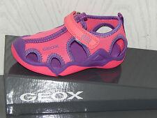 GEOX  Sandalen  J5208A Gr.25 bis 41 fuchsia / Purple