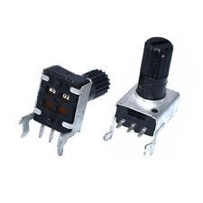 RV09 5K 10K 50K 100K Horizontal Volume Linear Potentiometer DIP-3