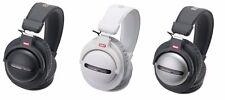 audio-technica ATH-PRO5MK3 DJ Monitor Headphones Black / White / Gun Metal NEW