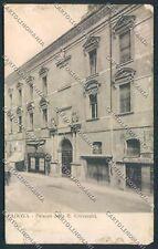 Padova Università ABRASIONI cartolina D6745 SZI