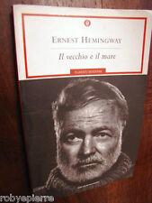 Il vecchio e il mare Ernest hemingway Oscar Classici Moderni Mondadori 2007