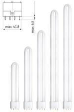 Osram Dulux L - 4 Broches Long Cfl (2G11) - Puissances:18w 24w 34w 36w 40w 55w