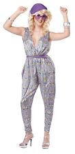 70's Boogie Fever Disco Groovy Adult Women Costume