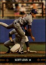 1991 Leaf Baseball Gold Rookies Singles - You Choose