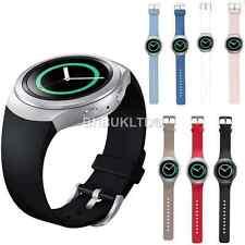 Reloj de pulsera Correa de banda de de silicona de repuesto para Samsung Galaxy Gear S2 BSM-R720