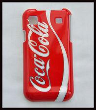 COCA COLA ROUGE Coque Pour SAMSUNG GALAXY S I9000