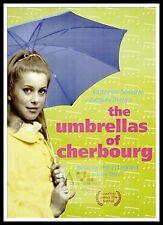 Les Parapluies De Cherbourg - The Umbrellas Of Cherbourg   Posters Musicals